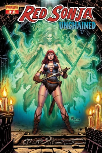 Red Sonja Issue 2 Cover A
