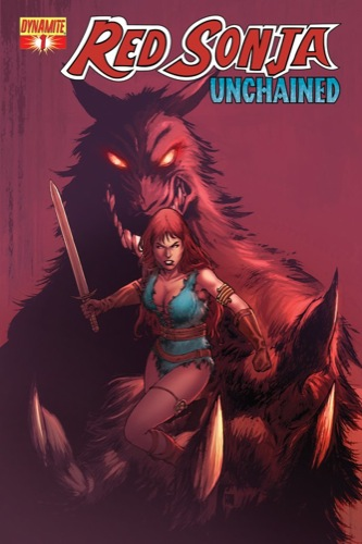 Red Sonja Issue 1 Cover A