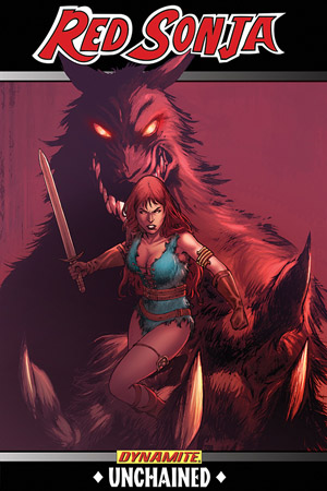 Red Sonja Unchained TPB