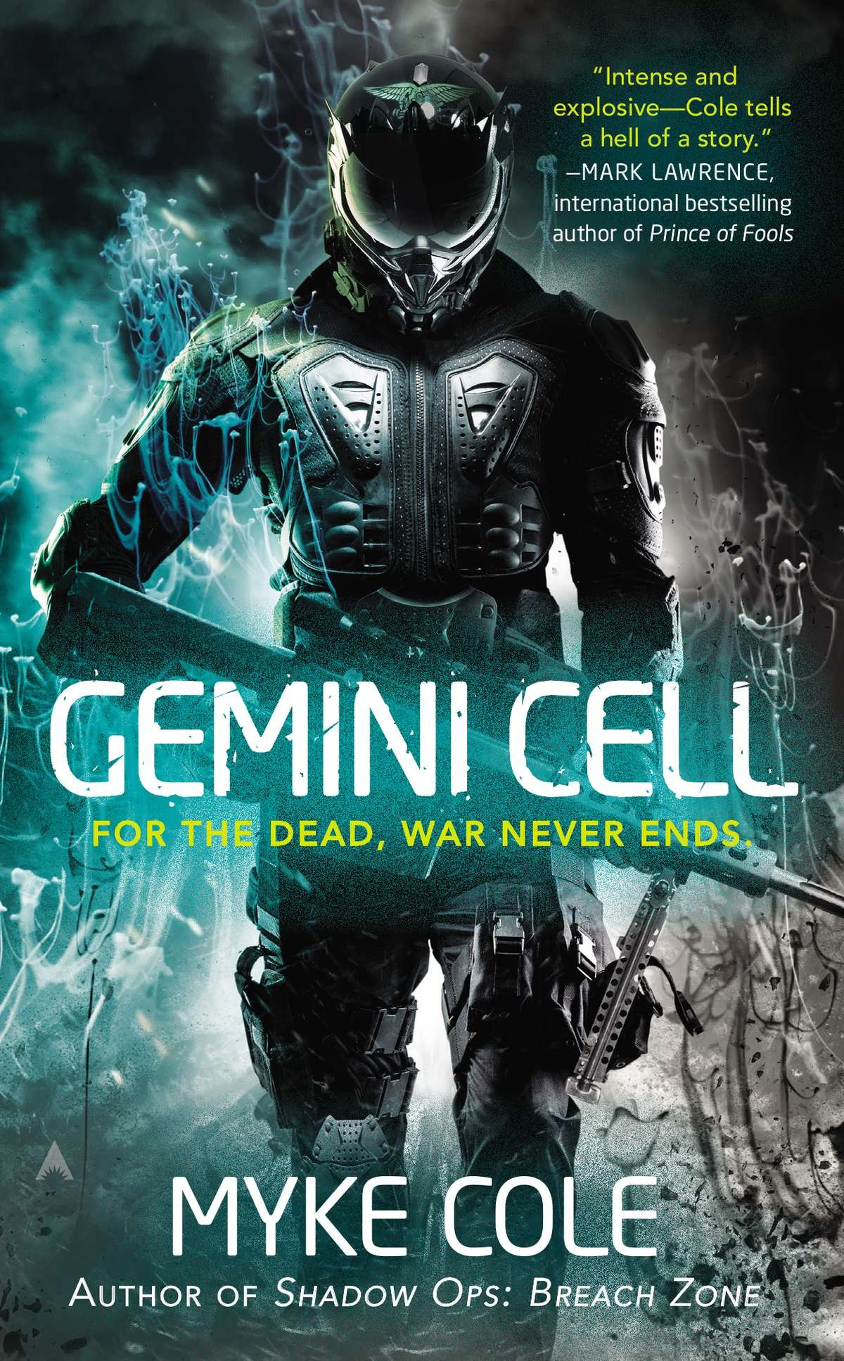 Gemini Cell Myke Cole